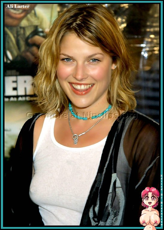 Ali larter boob slip video torrent
